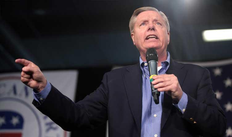 U.S. Senator Lindsey Graham_South Carolina