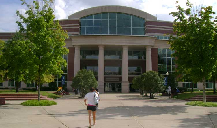 MTSU_James E Walker Library_Middle Tennessee State University