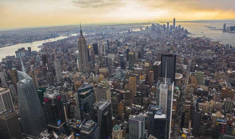 Manhattan Island_New York