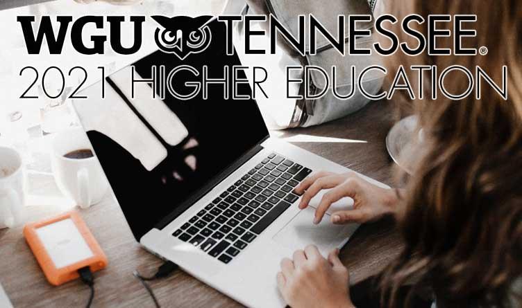 WGU Tennessee Higher Education 2021 Poll