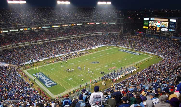 Nissan Stadium, Nashville Tennessee
