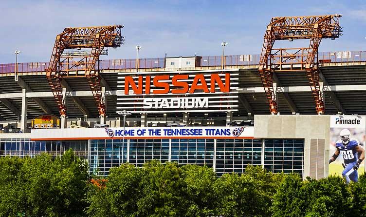 Nissan Stadium_Tennessee Titans_Nashville