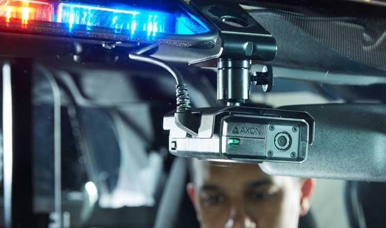Axon Police Dash Cam