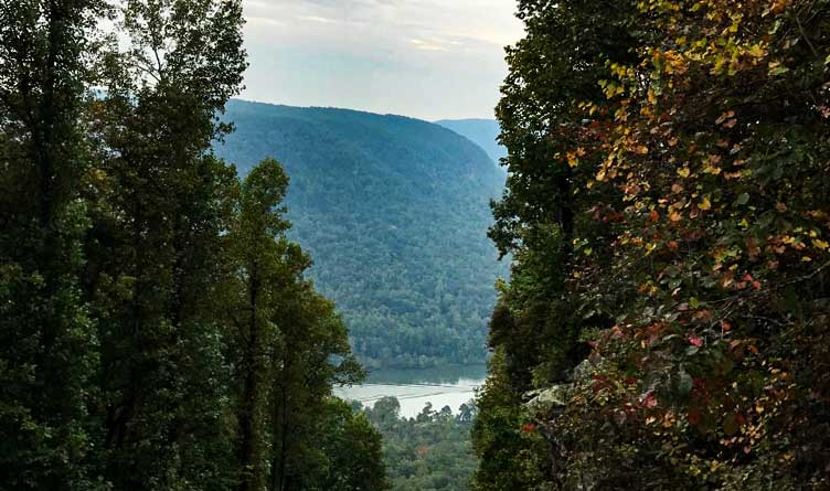 Prentice Cooper State Forest_Chattanooga_Tennessee