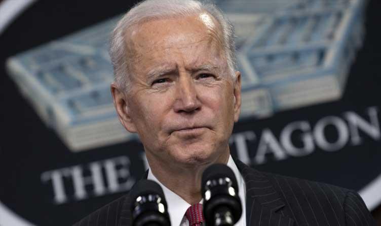 President Joe Biden_Poll Finds Support For Activist Government