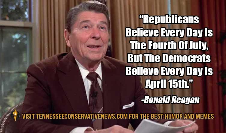 Republicans_Democrats_Ronald Reagan Quote_Meme