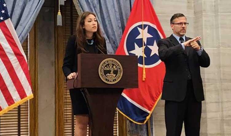 Tennessee Education Commissioner Penny Schwinn