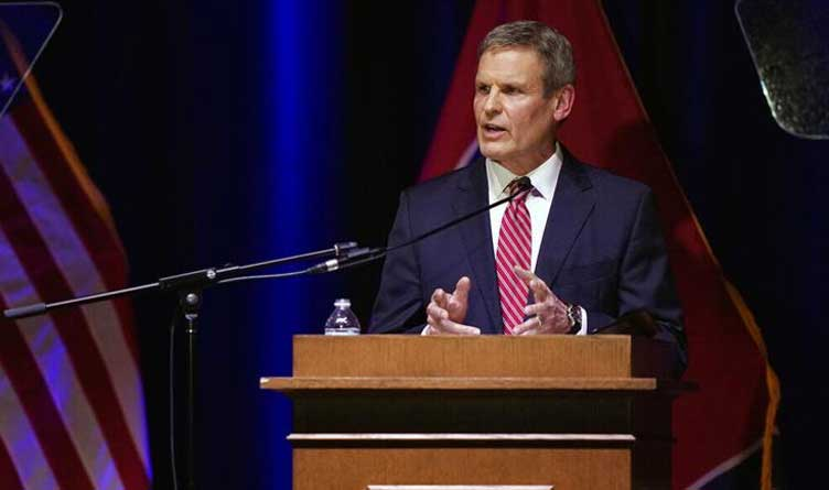 Tennessee_Governor Bill Lee_State of The State_Nashville_Feb 8 2021