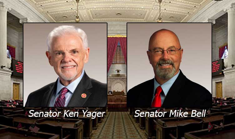 Tennessee Senators Ken Yager and Mike Bell
