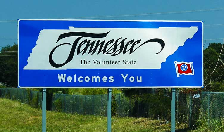 Tennessee on the up and up