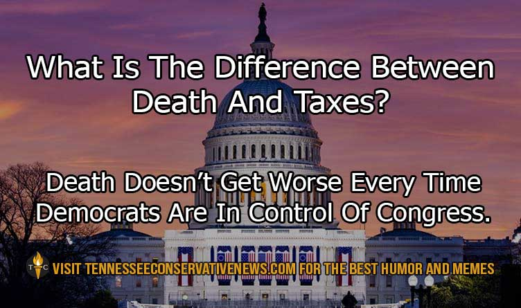 What Is The Difference Between Death And Taxes?
