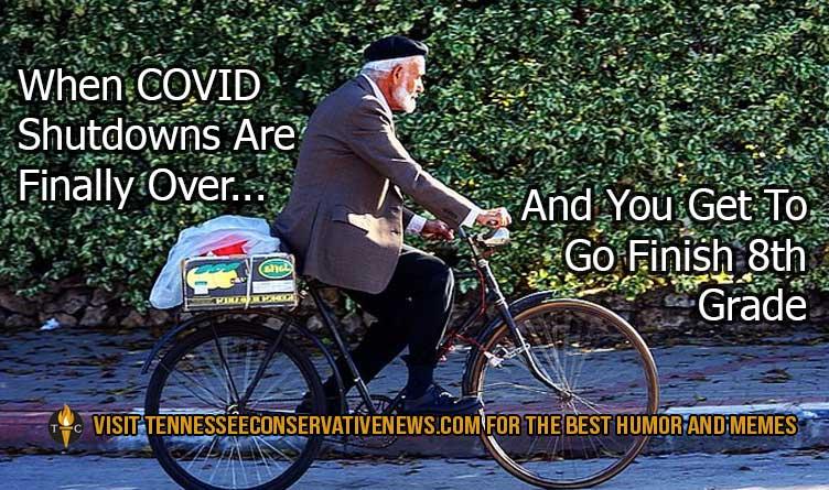 When Covid Shutdowns Are Finally Over...