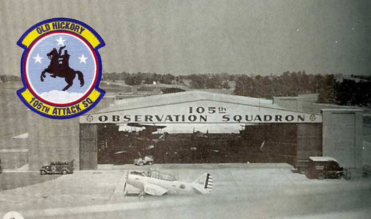 House Honors Centennial Celebration Of 105th Attack Squadron Of The Tennessee Air National Guard