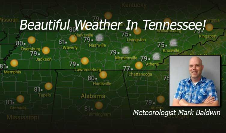 Tennessee Weather Forecast Mark Baldwin