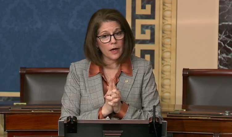 U.S. Sen. Catherine Cortez Masto Nevada