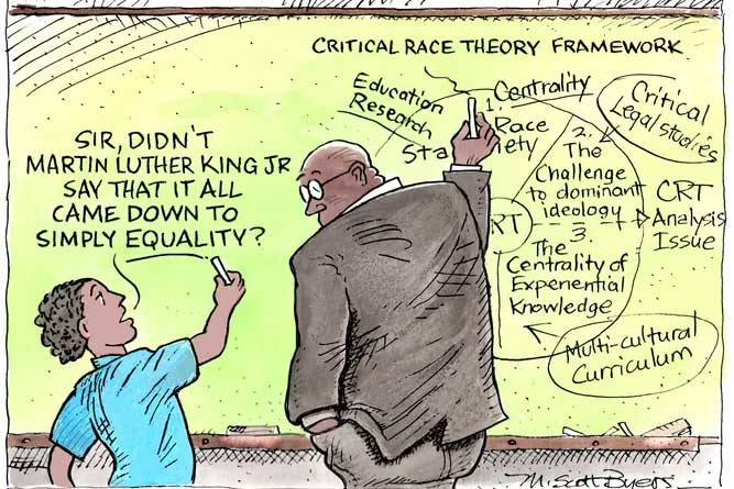 Critical Race Theory Is About To Face Its Day In Court