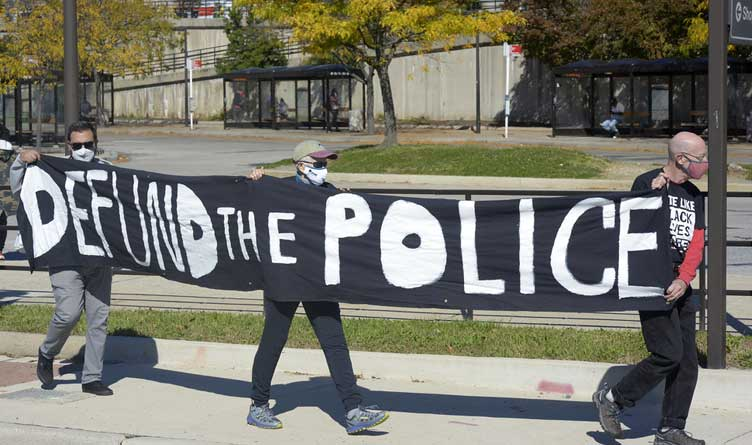 Defund the police movement contributed to rise in violence