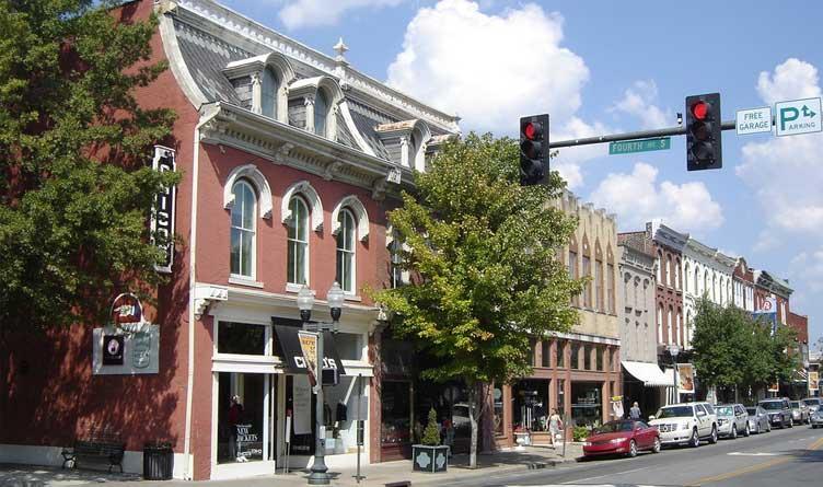 Franklin Tennessee Main Street
