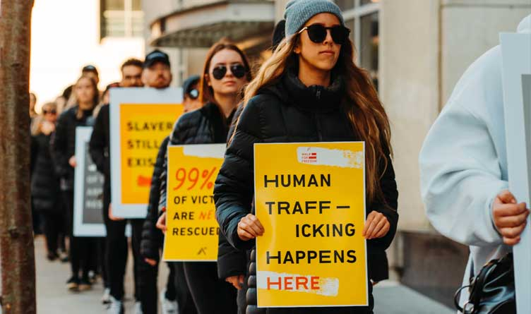 Tennessee Hotline Receives Record Number of Reports of Human Trafficking