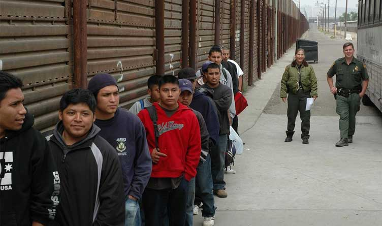 172,000 illegal immigrant crossings in March, situation 'horrific to see'