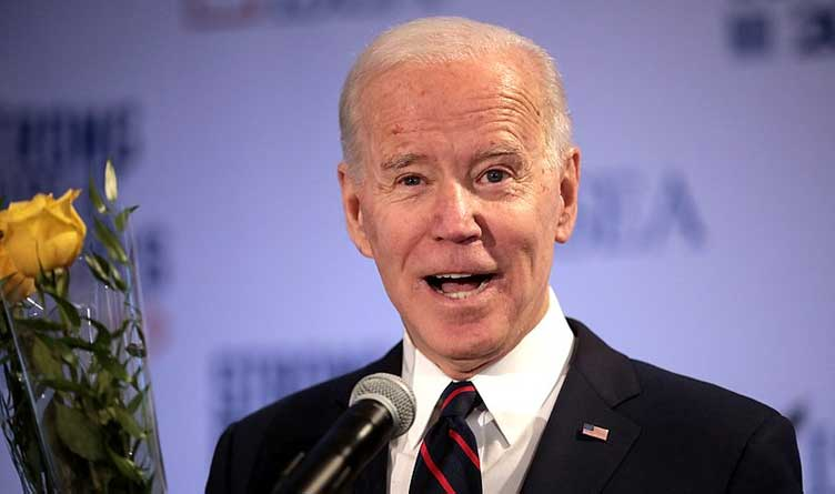 Biden Lays Out Aggressive Climate Agenda At World Summit