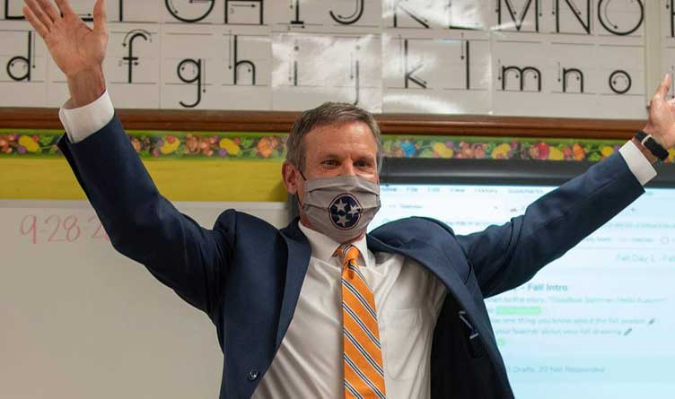 Governor Bill Lee Tennessee Lifts Public Health orders
