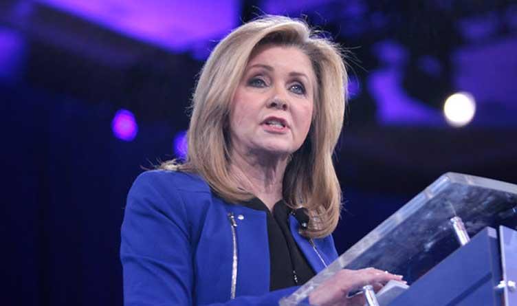 Tennessee Senator Marsha Blackburn
