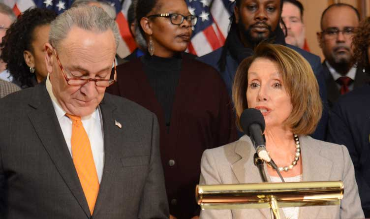Nancy Pelosi_Chuck Schumer_HR1 For The People Act