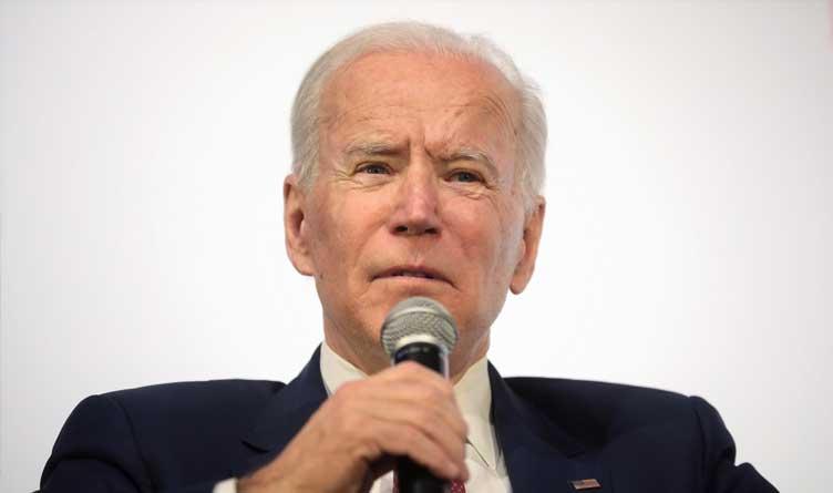 President Joe Biden Spending Requests