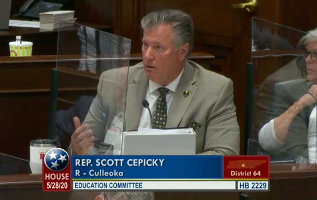 Scott Cepicky