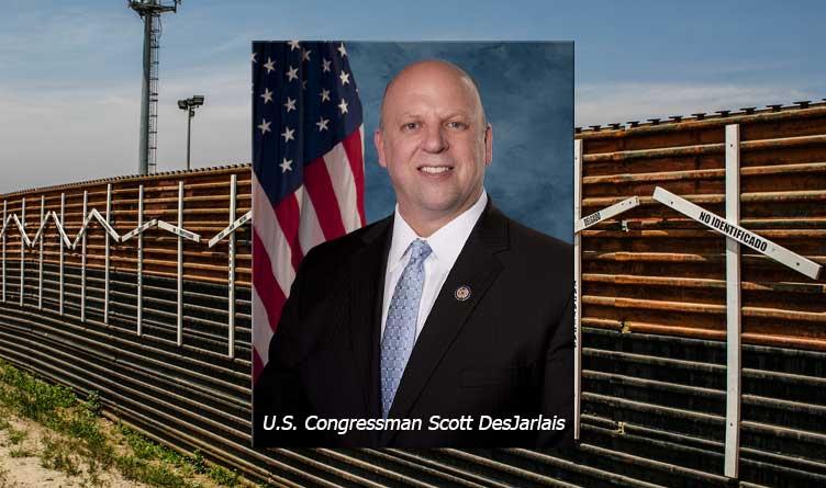 Scott DesJarlais Border Wall