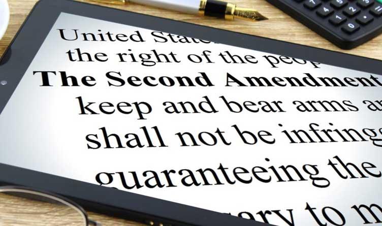 Second Amendment Tennessee iPad
