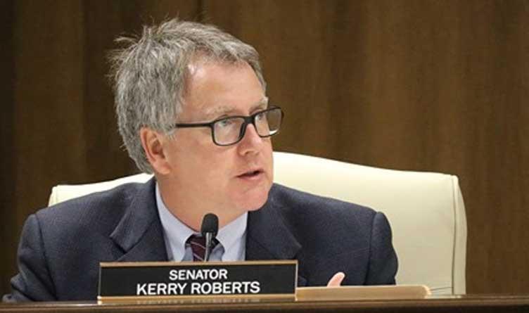 Senator Kerry Roberts Bill Banning 'Dark Money' Tennessee Senate