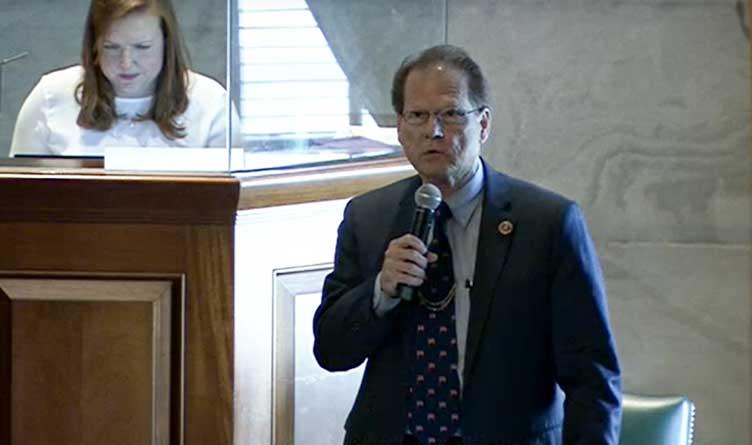 Measure making Tennessee a Second Amendment sanctuary passes Senate
