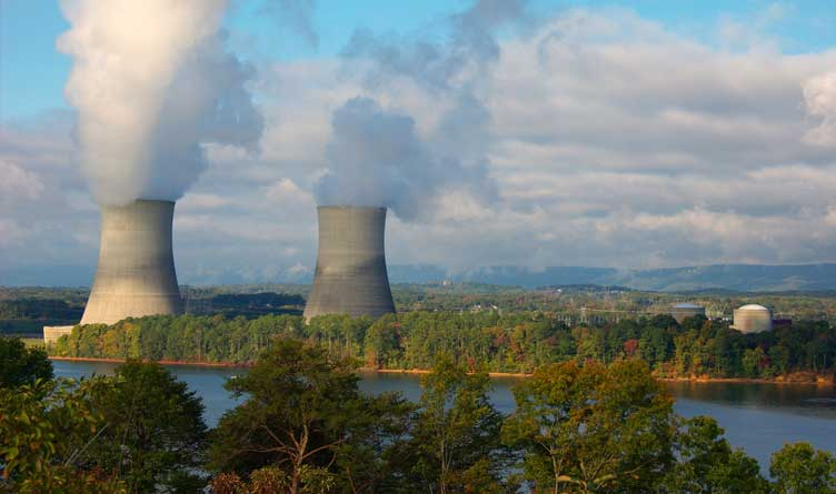 Sequoyah Nuclear Power Plant_Chattanooga_Tennessee