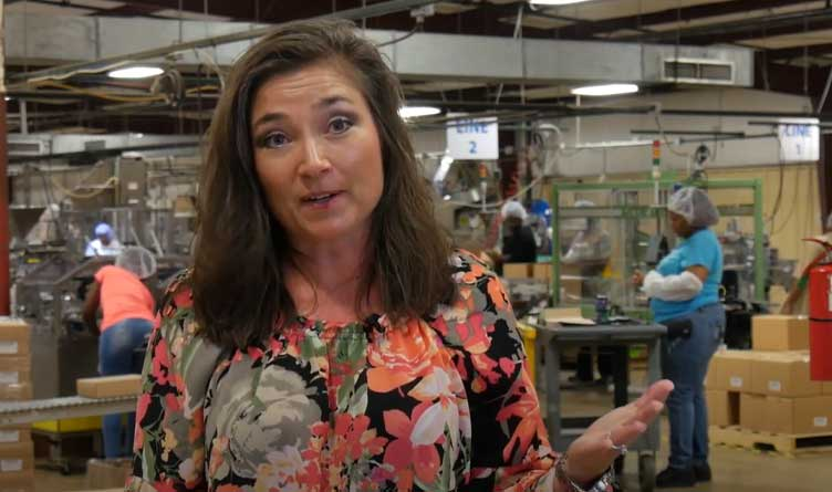 Shannon Kee - President of Memphis Contract Packaging