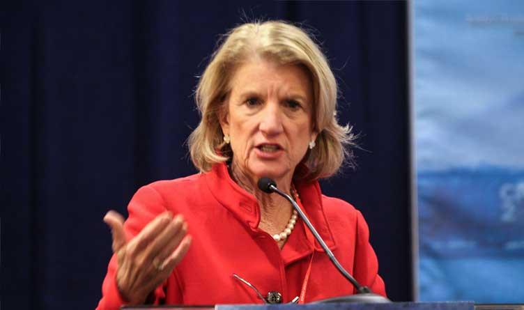 U.S. Senator Shelley Moore Capito
