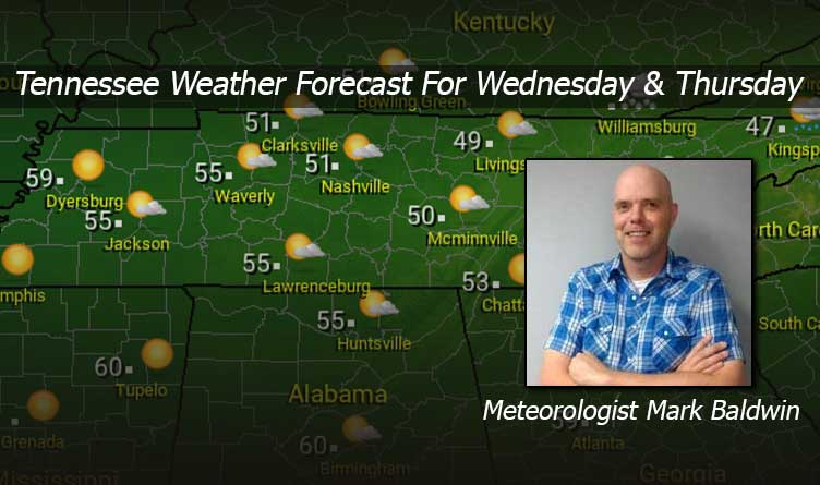 Tennessee Weather - Mark Baldwin Meteorologist