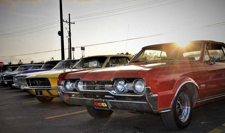 Tennessee Collector Car Auction To Run During Chattanooga Motorcar Festival