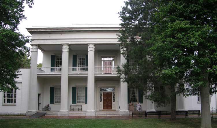 The Hermitage - Nashville Tennessee Andrew Jackson