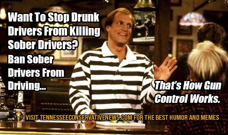 Want to Stop Drunk Drivers From Killing Sober Drivers? Ban Sober Drivers.