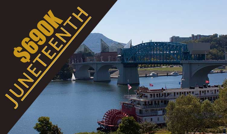 """Chattanooga Taxpayers Get Strapped With $690K Bill For Juneteenth """"Day Off"""" For City Workers"""