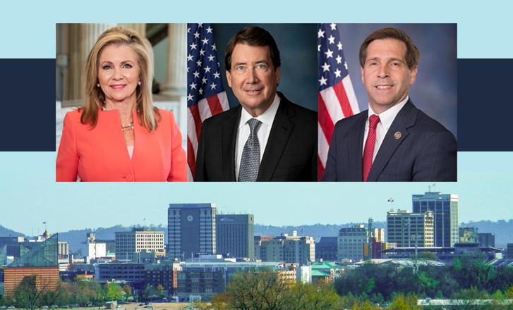 Blackburn, Hagerty, Fleischmann Speak Out Against Biden Administration Trafficking Migrant Children To Tennessee