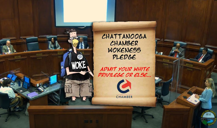 Boyd Blasts Chattanooga Chamber Over Baseless Claims of Systemic Racism
