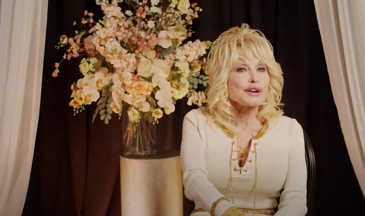 Dolly Parton Lends Her Voice To Celebrate 225 Years Of Tennessee Statehood