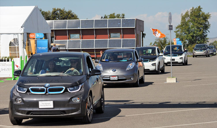 Electric Vehicles And Paying For Our Highways