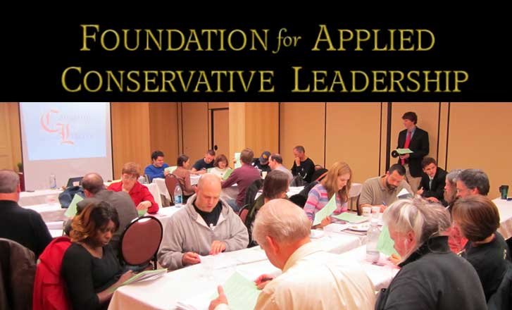 Foundation for Applied Conservative Leadership Brings Campaign Management School To Henderson, TN