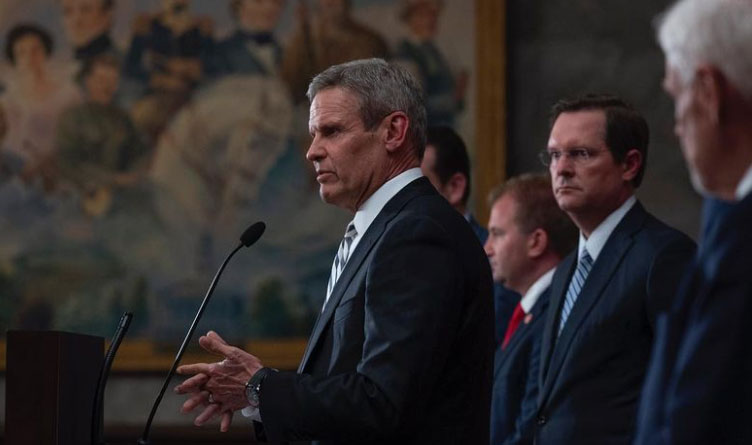 Tennessee Governor Bill Lee Ends Federal Unemployment Benefits