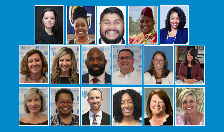 Hamilton County Schools Announce Personnel And Leader Updates
