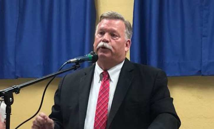 Hamilton County Mayor Jim Coppinger